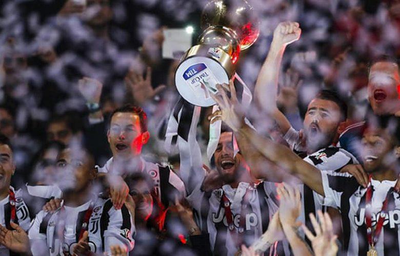 Coppa Italia Finale Juventus Milan 4-0