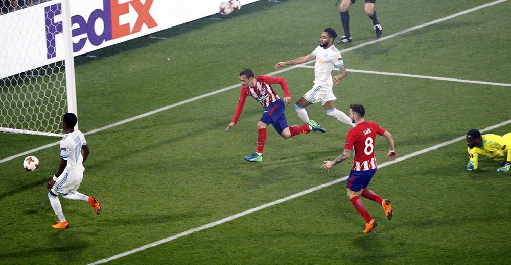 Finale Europa League Atletico Madrid Olympique Marsiglia