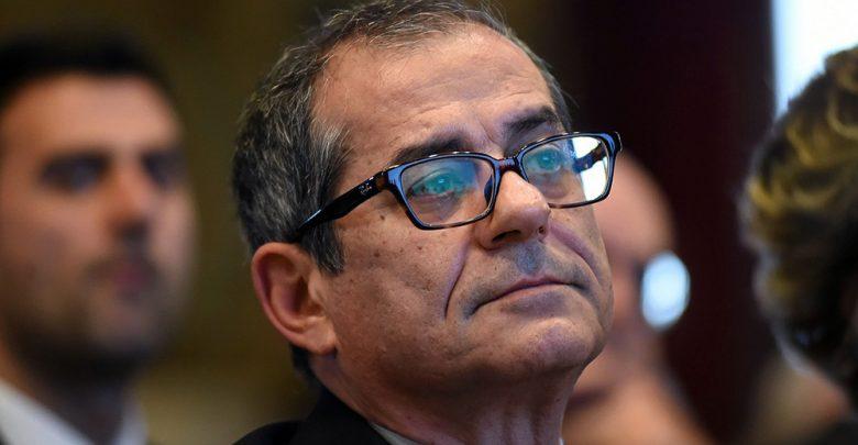 L'economista Giovanni Tria
