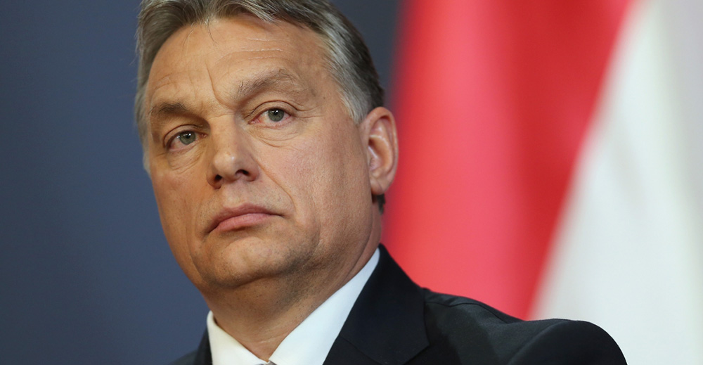 Il premier ungherese Viktor Orbán