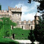 Marche - Castello Pallotta in Provincia
