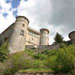 Molise - Castello Caldora di Carpinone (IS) Foto 1