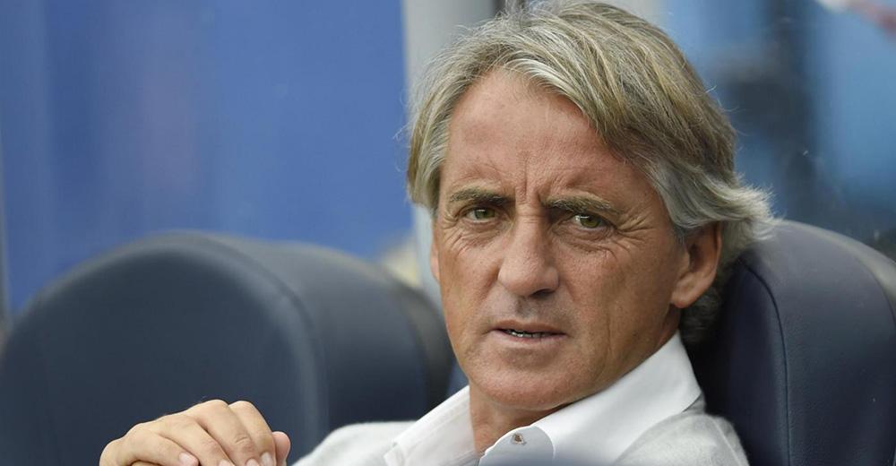 Roberto mancini è il nuovo ct della Nazionale