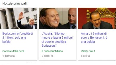 Photo of Silvio Berlusconi e l'eredità fantasma, la fake news che ha ingannato l'Italia