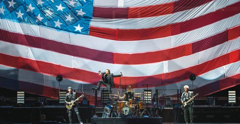 """Photo of U2, dal buio alla luce: il debutto dell'""""eXPERIENCE + iNNOCENCE Tour 2018″"""