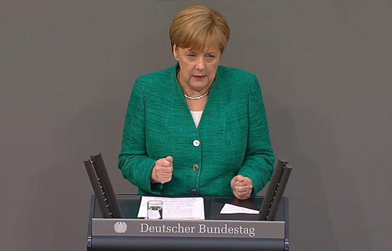Angela Merkel sui Migranti al vertice Ue