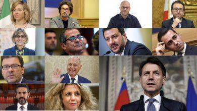Photo of Tutti gli uomini di Conte. Da Salvini e Di Maio agli outsider del governo che oggi giura