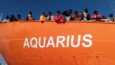 Migranti nave Aquarius