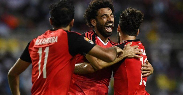 Mondiali 2018 Mohamed Salah Egitto