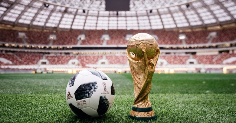 Mondiali di calcio 2018 Russia