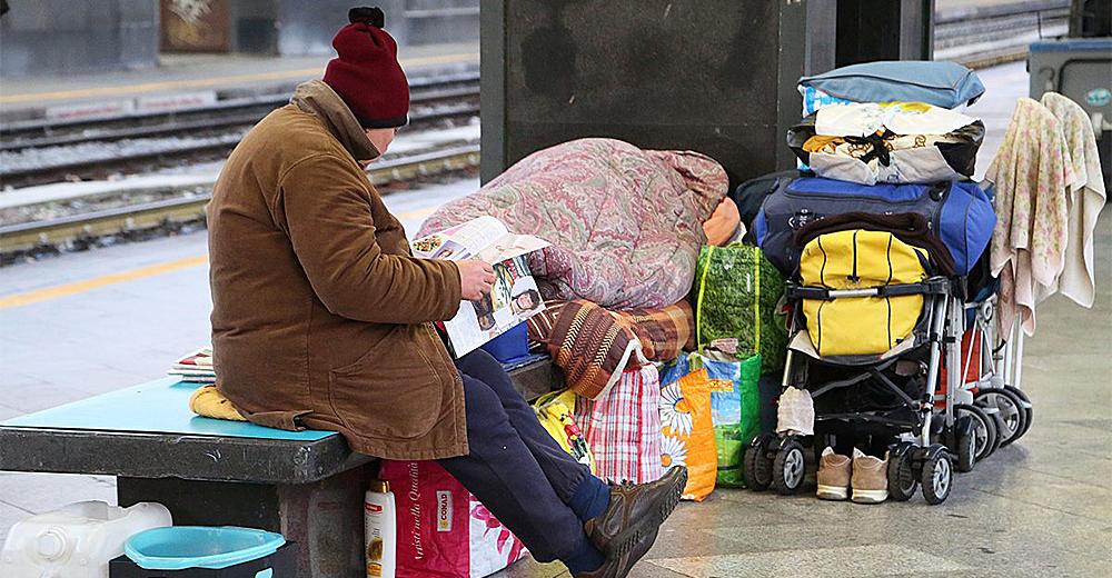 Povertà dati Istat