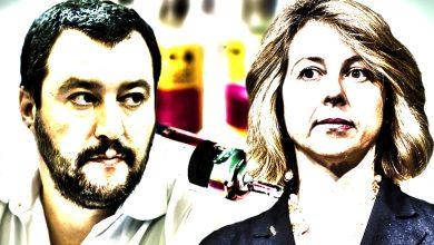Photo of Vaccini obbligatori: scontro tra Salvini e il ministro Grillo