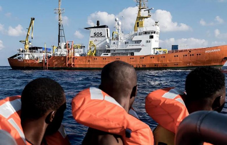 Spagna accoglie i migranti di Acquarius