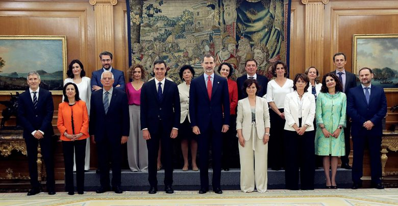 Photo of Potere alle donne: in Spagna il governo più rosa della storia