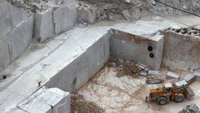 Cava marmo Carrara