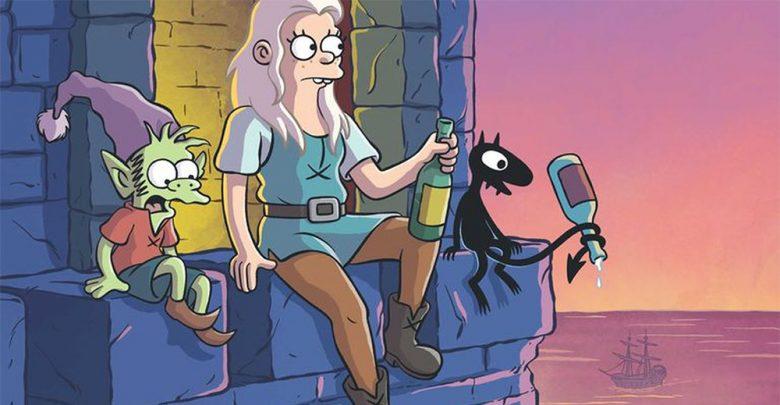 Photo of Arriva Disincanto: su Netflix la terza creatura di Matt Groening