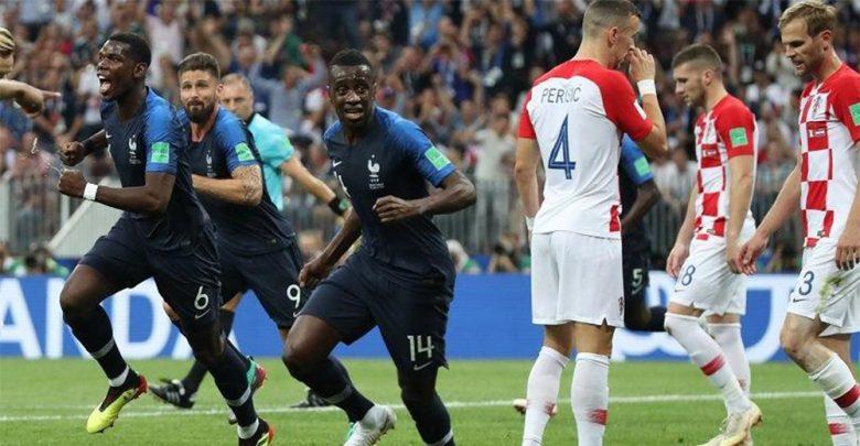 Photo of Russia 2018, Francia Croazia 4-2: Les Bleus campioni del mondo