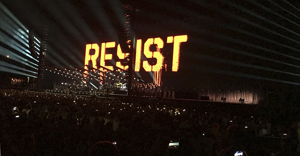 L'invito a resistere di Roger Waters