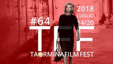 Locandina Taormina Film Fest 2018