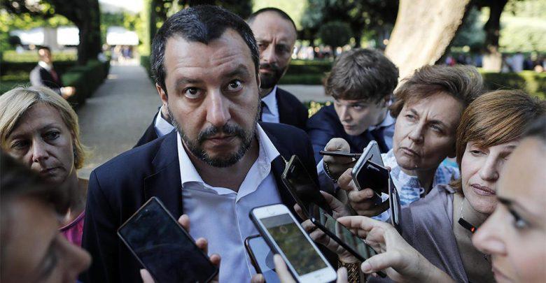 """Photo of Salvini al Colle: confronto su sicurezza e immigrazione. Il caso """"fondi alla Lega"""" resta fuori"""
