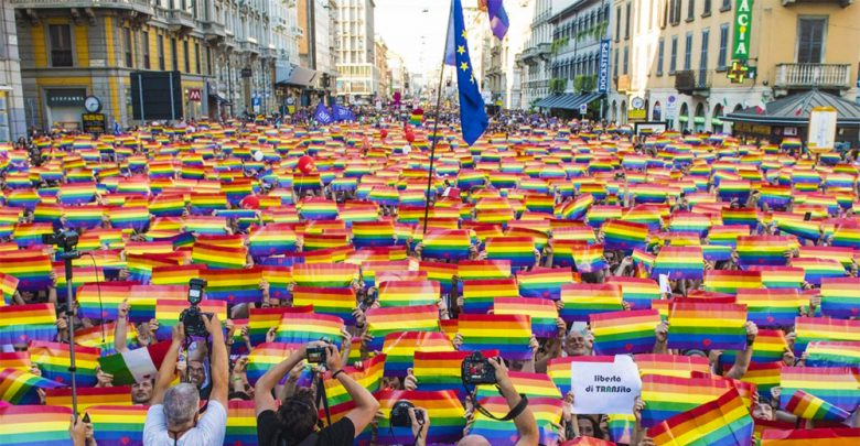 Photo of Milano Pride 2018: #civilimanonbasta