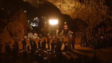 Thailandia bambini intrappolati