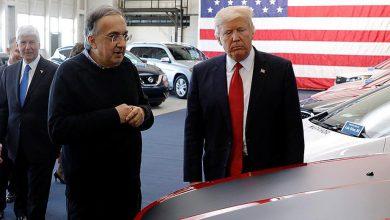 Photo of Il ricordo di Sergio Marchionne: l'elogio di Trump, il saluto di John Elkann, il necrologio di Lapo