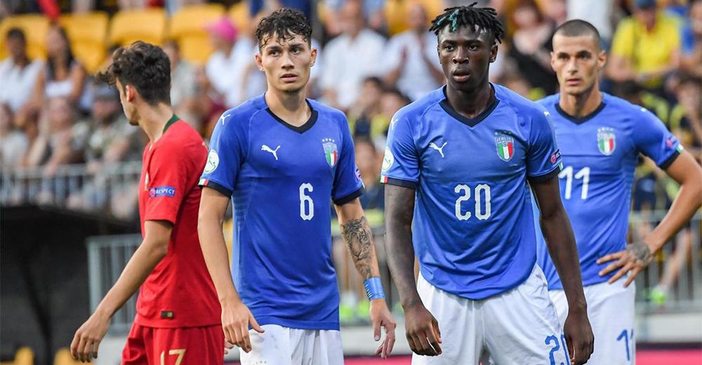 Under 19 Italia Portogallo
