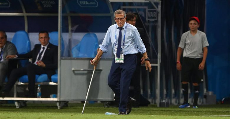 Photo of Russia 2018, il cuore grande dell'Uruguay che batte per Tabarez