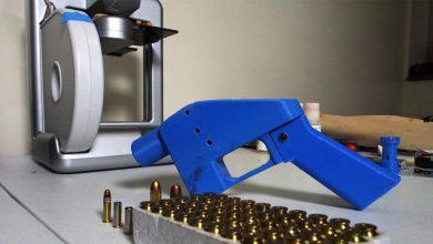 Armi prodotte con stampanti 3d