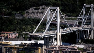 Photo of Crollo ponte Morandi, «La colpa è di Autostrade per l'Italia»