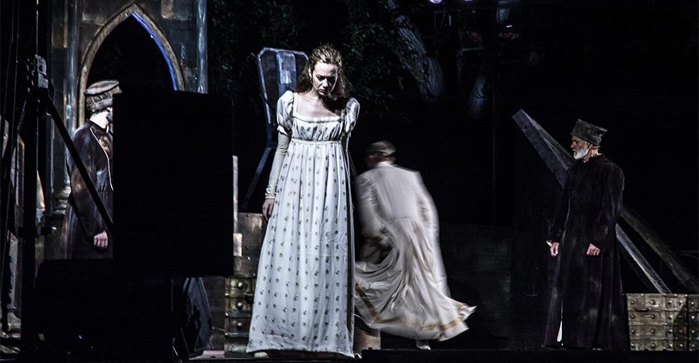 Giulia Sanna (Antigone) - [Foto di Giulia Cilia]