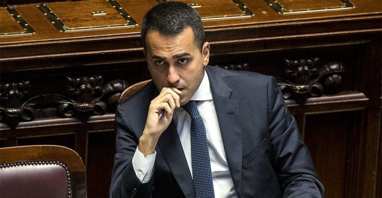 Luigi Di Maio riforma pensioni d'oro
