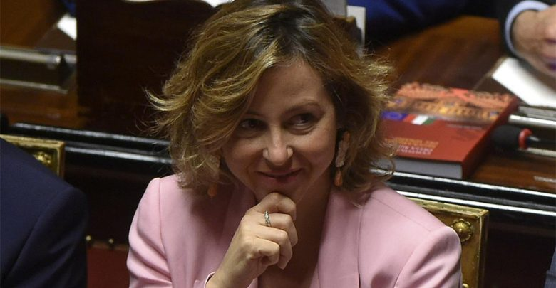 Ministro sanità Giulia Grillo