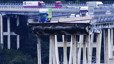 Photo of L'Italia che crolla: dieci i ponti collassati negli ultimi cinque anni