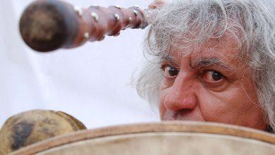 Photo of Alfio Antico, il tamburo parlante