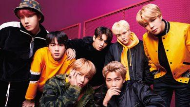 Bts boy band coreana