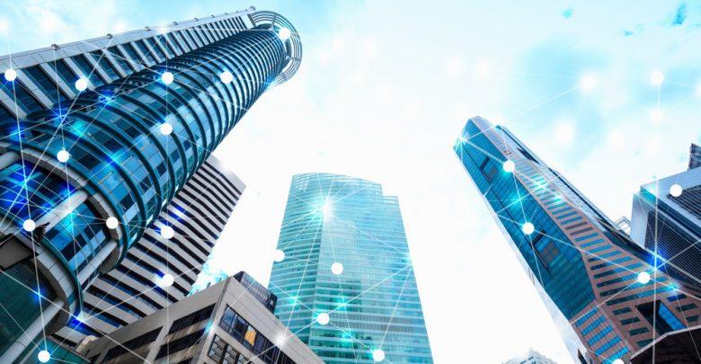 Daimaruyu Fujitsu smart city blockchain
