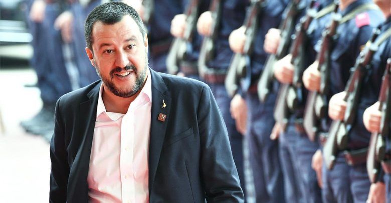 Decreto sicurezza Matteo Salvini