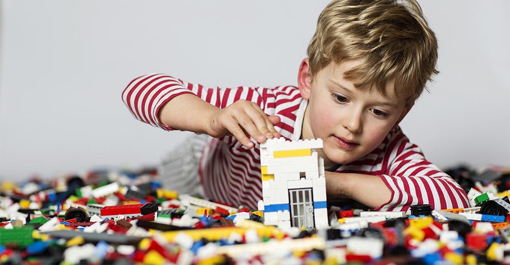 I mattoncini Lego non saranno più di plastica