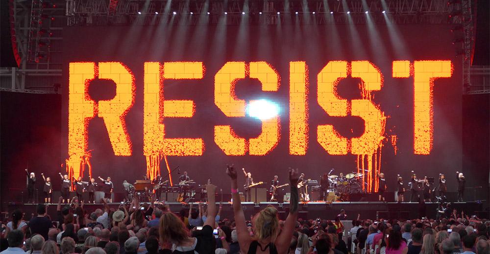 Il messaggio Rock di Roger Waters