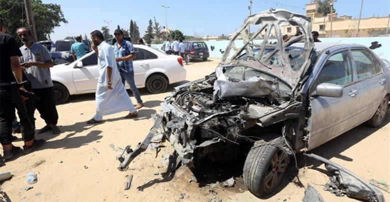 Libia - Mahmud TURKIA AFP