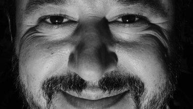 Matteo Salvini sulla copertina del Time