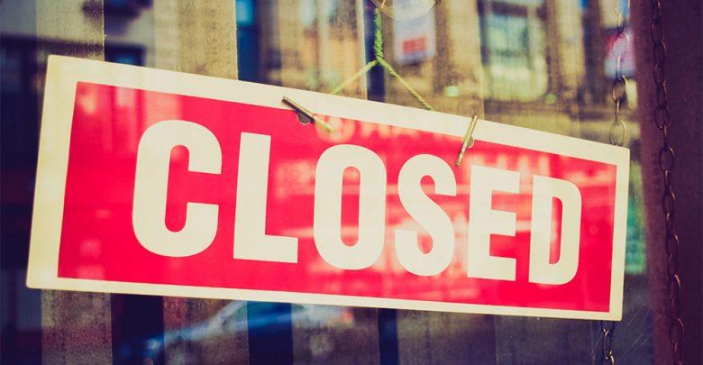 Negozi chiusi di domenica