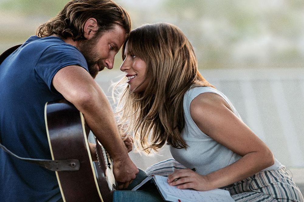 A Star Is Born Bradley Cooper e Lady Gaga