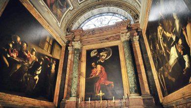Photo of Caravaggio e il ciclo di San Matteo della Cappella Contarelli