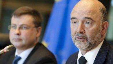 Dombrovskis e Moscovici Ue boccia la manovra italiana