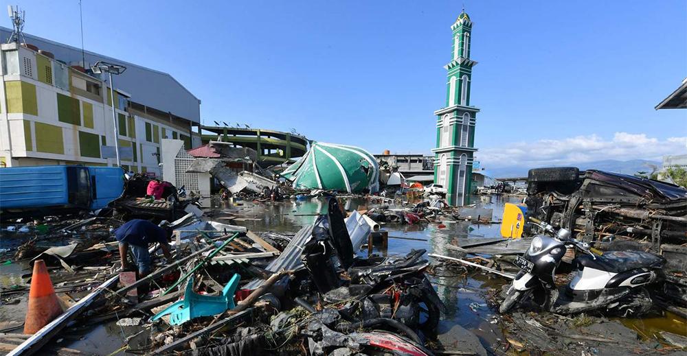 Terremoto in Indonesia, i giorni dopo