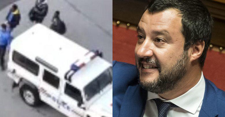 Photo of «Altri migranti scaricati in Italia dalla polizia francese»: la rabbia di Salvini