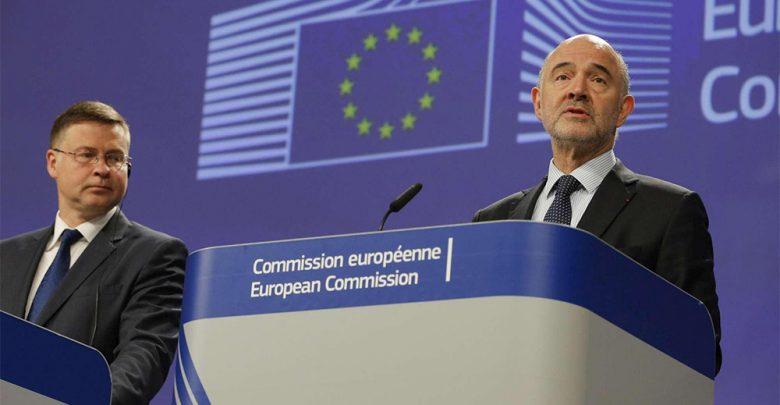 Moscovici e Dombrovskis commissione europea preoccupata sul Def Italia